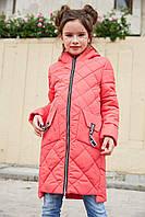 Куртка для девочки демисезонная 7 цветов фабрика Украины, фото 1