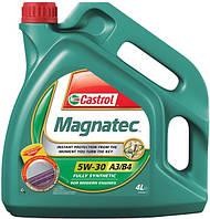 Автомобильное моторное масло Castrol Magnatec 5w30, 4л