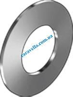 DIN 2093, шайба пружинная, тарельчатая из нержавеющей стали