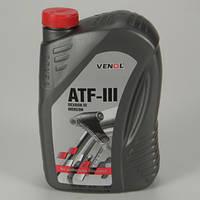 Масло трансмиссионное VENOL ATF-III 1 л