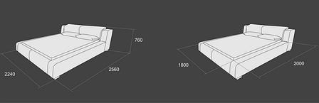 Кровать «Невада-3», фото 2