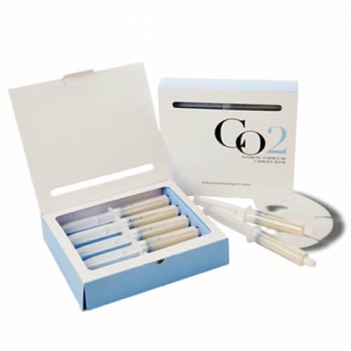 Набор для 1 процедуры карбокситерапии Esthetic House CO2 Esthetic Formula Carbonic Mask (1 маска+1 шприц)