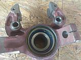 Кулак поворотный Таврия, Славута ЗАЗ 1102-05 правый с подшипником, фото 2