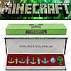 """Подарочный набор Minecraft - """"Minecraft Box"""" - 9 шт!"""