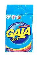 Порошок Gala Автомат Яркие цвета 3 в 1 - 3 кг.
