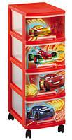 Органайзер для игрушек CARS 40 л Curver