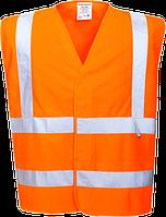 Светоотражающий жилет - Огнестойкий FR70