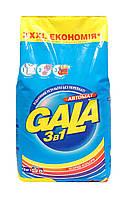 Порошок Gala Автомат Яркие цвета 3 в 1 - 9 кг.