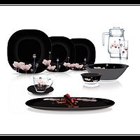 Сервиз столовый Luminarc Carine Angelique 46 предметов (N8124)