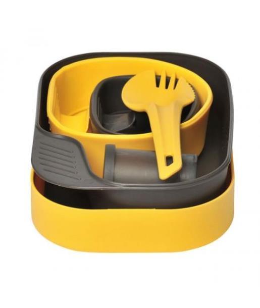 Wildo Набор туристический Camp-A-Box® Complete Lemon   (12611)