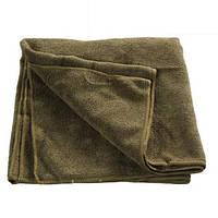 Армейское (военное) полотенце Mil tec Sturm (100*50 cm) Microfibre Olive () (16011101), Германия