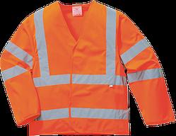 Светоотражающая огнестойкая куртка  FR73