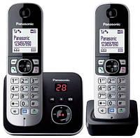 Беспроводной телефон Panasonic KX-TG6822EB, фото 1
