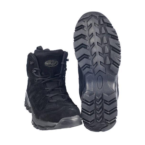 "Ботинки ""TROOPER SQUAD 5"" Sturm Mil-Tec® 45,Black 12824002 (12824002 45)"