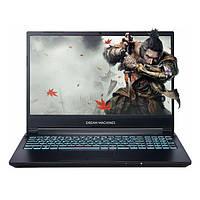 Ноутбук Dream Machines G1650-15 (G1650-15UA21) Black (G1650-15UA21)