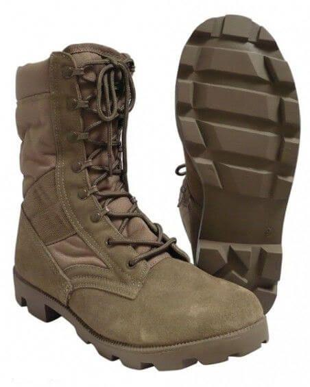 Ботинки MIL-TEC тропические Cordura Coyote (42-46) 12825005 (12825005-46)