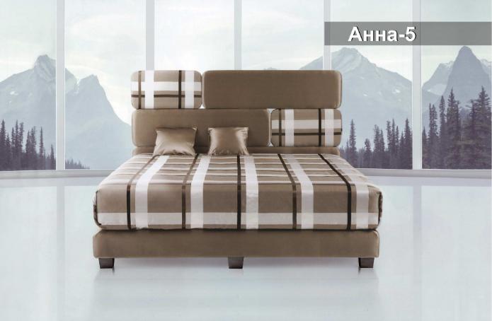 Кровать «Анна-5»