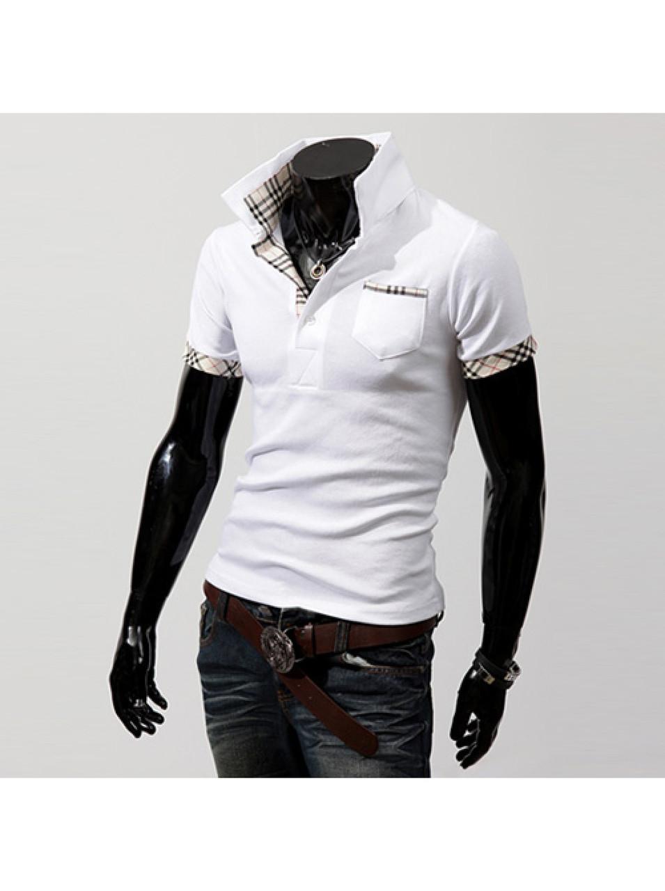 Рубашка поло Stereoman (Черный)