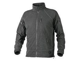 Кофта Helikon Alpha Tactical Grid Fleece Jacket Shadow Grey regular () 3XL (BL-ALT-FG-35), Польша