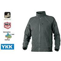 Кофта Helikon Alpha Tactical Grid Fleece Jacket Shadow Grey regular (BL-ALT-FG-35) S (BL-ALT-FG-35 (