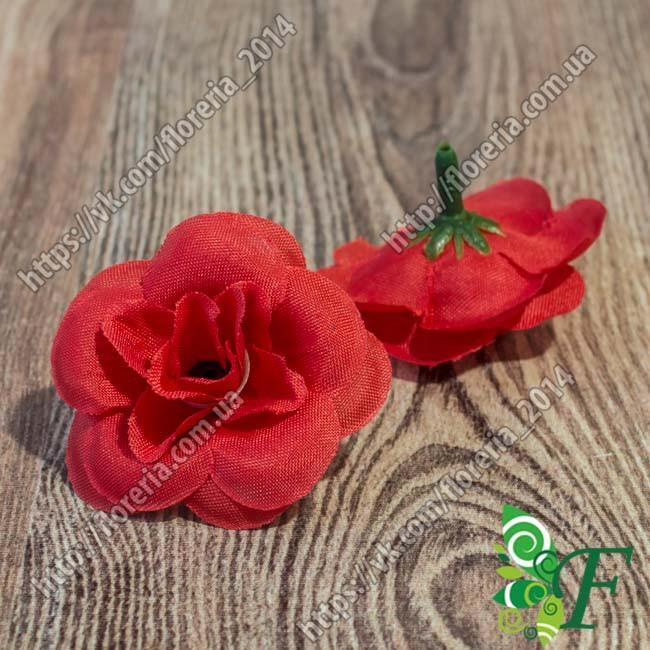 Головка роз Пикси красный 12 шт