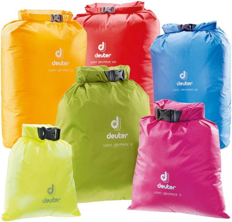 Герметичные мешки DEUTER Light Drypack