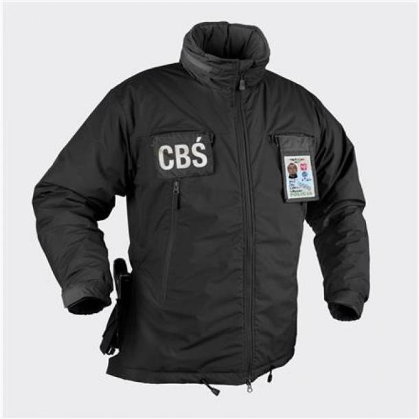 Куртка Helikon-Tex HUSKY Tactical Winter - черная||KU-HKY-NL-01 S (|KU-HKY-NL-01 S R)