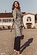 Пальто-oversize серого цвета, фото 3