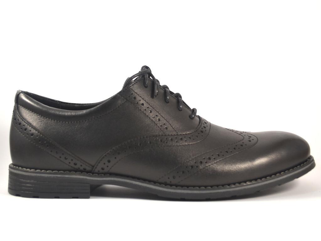 Rosso Avangard BS Felicete Uomo Grey Line большая мужская обувь туфли броги кожаные черные 50 размер