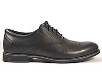 Rosso Avangard BS Felicete Uomo Grey Line большая мужская обувь туфли броги кожаные черные 50 размер, фото 1
