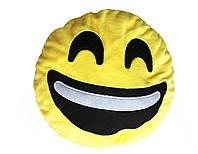 Подушки смайлики, смайлы, Emoji, улыбающийся