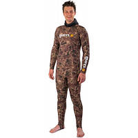 Кофта-штаны Mares Rash Guard Camo Brown