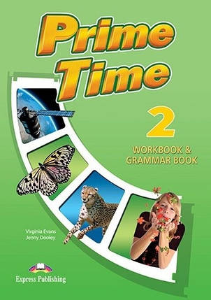 Prime Time 2 Workbook and Grammar, фото 2