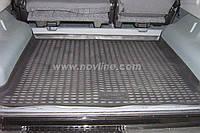 Коврик в багажник УАЗ Patriot c 2005-, производитель NovLine , цвет:черный