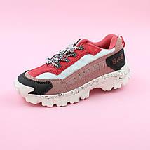 Детские кроссовки для девочки Пудра обувь Bi&Ki размер 30, фото 2