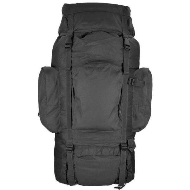 Рюкзак Recoм 88L, черный Mil-Tec  (14033002)