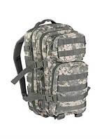 Рюкзак тактический штурмовой 20 литров военный AT-DIGITAL MIL-TEC   (14002070)