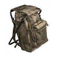 Рюкзак туристический с раскладным стульчиком 20л MIL-TEC MIL-TACS FG   (14059059)