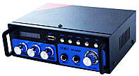 Усилитель звука UKС SN-666BT USB+SD Bluetooth