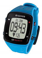 Спортивні годинник Sigma Sport ID.Run HR GPS(пульсометр,крокомір) (24910) Blue