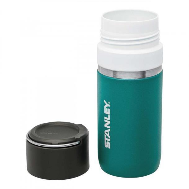 Термобутылка Stanley Ceramivac Hunter 0,47л. , бирюзовый (10-03107-010)