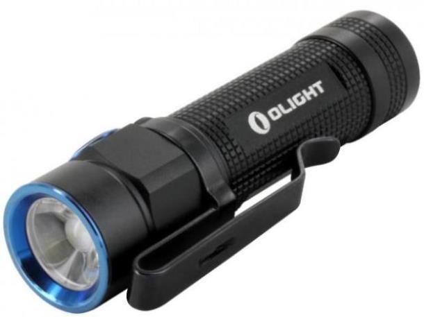 Фонарь ручной OLIGHT LED S1A XM-L2 BATON BLK () (S1A BATON), США