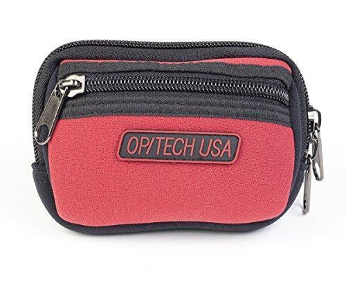 Чехол для камеры Optech USA Zippeez 8402114 неопрен красный
