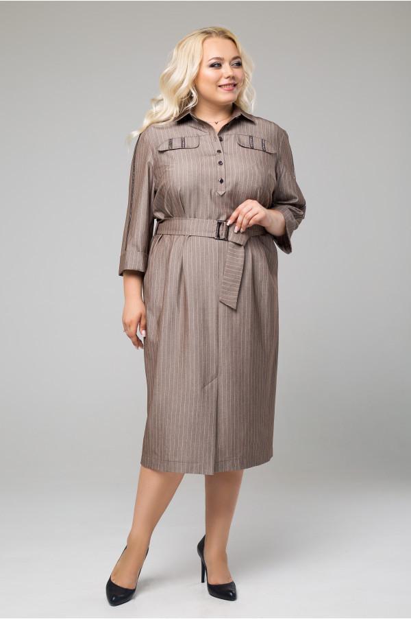 Деловое платье с 50 по 56 размер