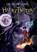 Harry Potter and the Deathly Hallows. Гарри Поттер на английском. Джоан Роулинг (353555)