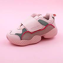 Детские кроссовки для девочки Розовые обувь Bi&Ki размер 29,30,32, фото 3