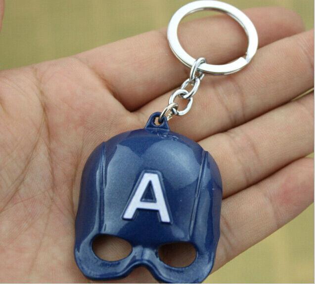 Брелок маска Капитан Америка