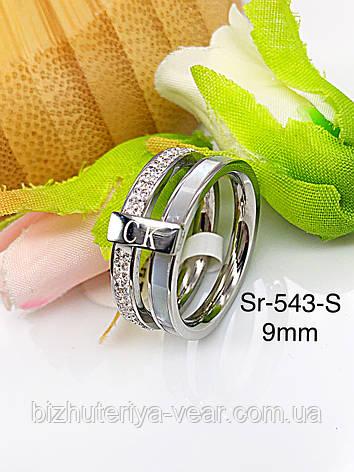 Кольцо Sr-543(6,7,8,9), фото 2