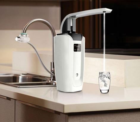 Фильтр-ионизатор для щелочной воды - активатор воды с отрицательным редокс потенциалом - канген вода