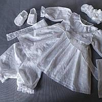 Крестильный набор для девочек